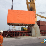 102 TONS Generator movement from Hamad to Marghera
