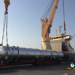 Steel Drums from Port Khalid to Messaied